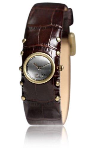 D&G R1702.2 - Reloj de Señora Movimiento de Cuarzo con