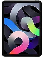 Nyhet Apple iPadAir (10,9-tums, med Wi‑Fi, 256GB) - rymdgrå (senaste modell, fjärde generationen)