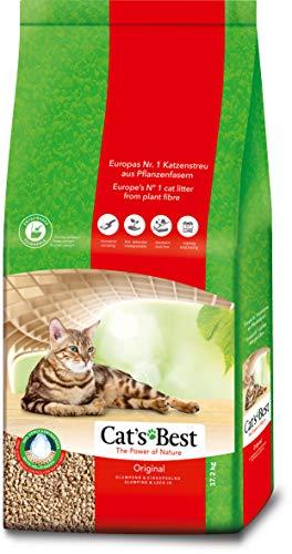 Cat's Best 28441 Öko Plus Katzenstreu, 40 Liter - 2