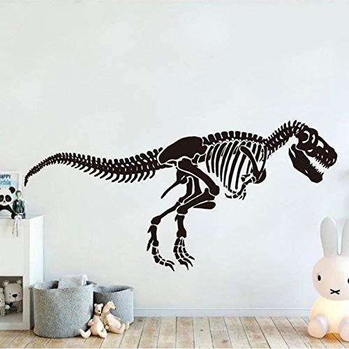 Muursticker muurschildering behang dierentuin Dino muur Sticker Home Decor Kids kamer slaapkamer behang 87X42Cm
