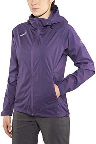 Bergans Microlight Lady Jacket Lila, Damen Jacke, Größe M - Farbe Viola - Light Viola