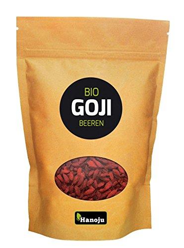 Hanoju Bacche di Goji Biologiche - 1000 g