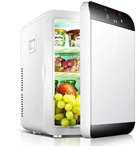 WRJY Refrigerador eléctrico 20L Refrigerador/congelador por