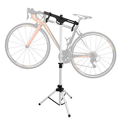 EYLIFE Caballete para Bicicleta, Soporte de reparación de Bicicletas para el hogar, Soporte de Reparación de Bicicletas de Aluminio, Trípode