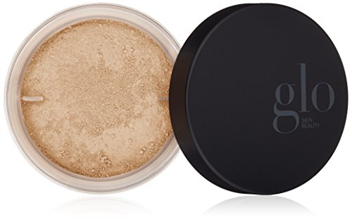 Glo Skin Beauty Loose Base - Natural Fair - Illuminating Loose Mineral Makeup Powder Foundation - Dewy Finish - 9 Shades