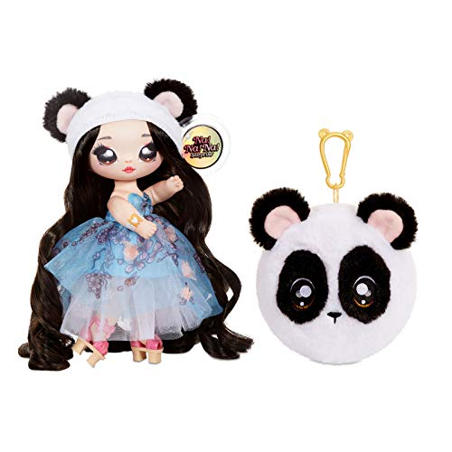 Na! Na! Na! Surprise 2-in-1 Fashion Doll and Plush Purse Series 4