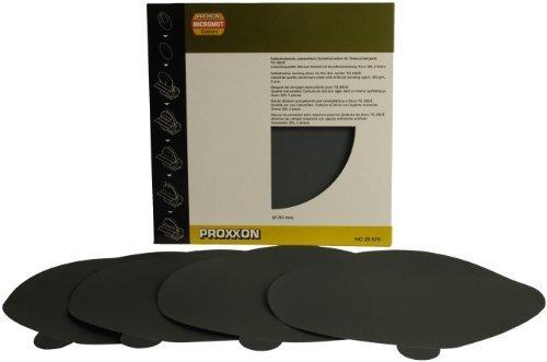 Proxxon 28976 320-Grit Self Adhesive Sanding Disc for TG 250/E, 5-Piece by Proxxon