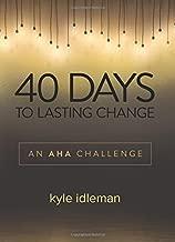 40 Days to Lasting Change: An AHA Challenge