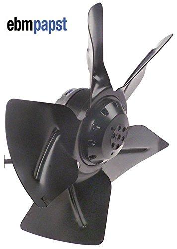 ebm-papst A4E315-AC08-18 Ventilator für Afinox 230V 95W Lüfterrad 315mm 50Hz 5 Schaufeln Drehrichtung drückend 1.370 U/min ø 315mm