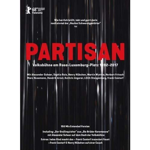 PARTISAN - Volksbühne 1992-2017 (Digipak) (DVD)