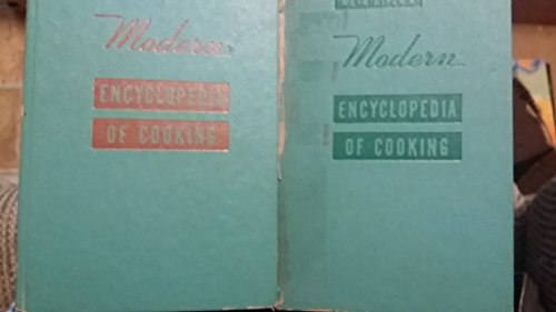 Meta Given's Modern Encyclopedia of Cooking - Two Volumes