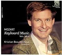 モーツァルト : 鍵盤楽器のための作品集 Vol. 5 & 6 (Mozart : Keyboard Music Vols. 5 & 6 / Kristian Bezuidenhout (fortepiano)) (2CD) [輸入盤]