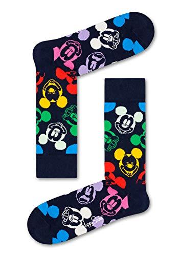 Happy Socks Disney Colorful Character Sock Dark Blue/Navy Women's Shoe Size 5.5-9.5
