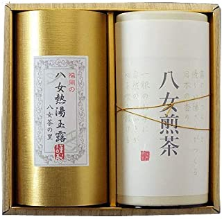 お茶 ギフト お土産 プレゼント 八女茶 煎茶 熱湯玉露 K2-30 八女茶の里