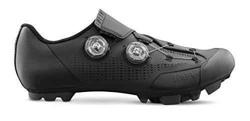fizik X1 Infinito buty rowerowe, uniseks czarny czarny 42 EU