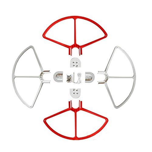 MMI-LX LCONG Strut Protector Funda Protectora RC Quadcopter Reparación Repuesto para DJI Phantom 1/2/3