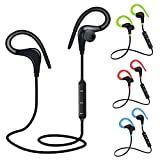 esportic QC11 Bluetooth Earphone Wireless Headphones Designed Hedset for Mobile Phone Sports Stereo