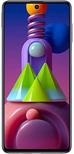 Samsung Galaxy M51 M515F 4G LTE Volte Unlocked 128GB (LTE Tmobile/Metro/At&t/Mint Latin Europe Asia) (NO VERIZON/Boost)(White)