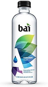 12-Count Bai Antioxidant Mineral Selenium Purified Water 33.8 Fl Oz