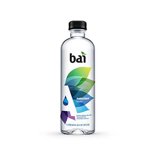 Bai Antioxidant Water, Alkaline Water, Infused with the Antioxidant Mineral Selenium