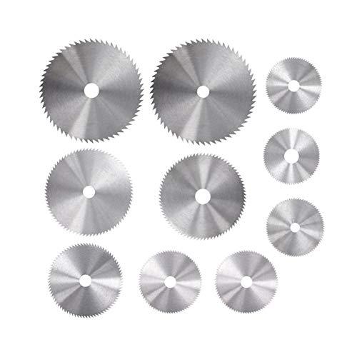 XIANGSHAN 4-7Inch Ultra Sierra Circular de Acero Delgada lámina for la Madera Diámetro 16/20/25 mm de Corte en rodajas for Las Herramientas rotativas de Corte de la Rueda