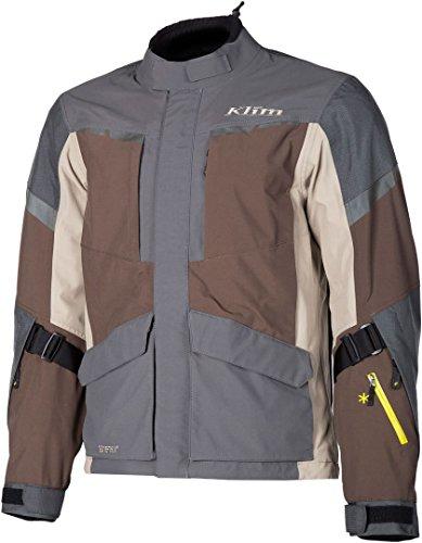 Klim Carlsbad Gore-Tex 2016 Motorrad Textiljacke XXL Braun