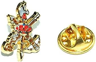 Gemelolandia Pin Escudo de la Legión Color: Amazon.es: Joyería