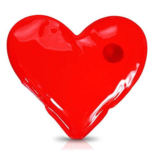 Cuore scaldamani San Valentino - dim. 10 cm circa