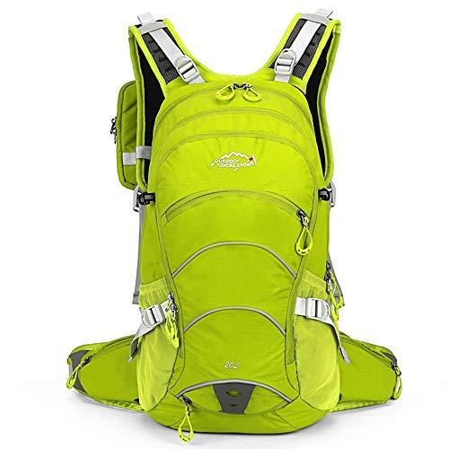 Sac à dos extérieur Sac à dos de vélo léger de sac à dos de vélo de sac à dos extérieur léger de sport de sport faisant du vélo le sac à dos pour la course, la randonnée pédestre, le cyclisme, le camp