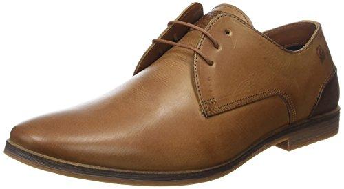 Redskins LANIOR2, Zapatos de Cordones Derby Hombre, Marrón (Tan GY), 42 EU