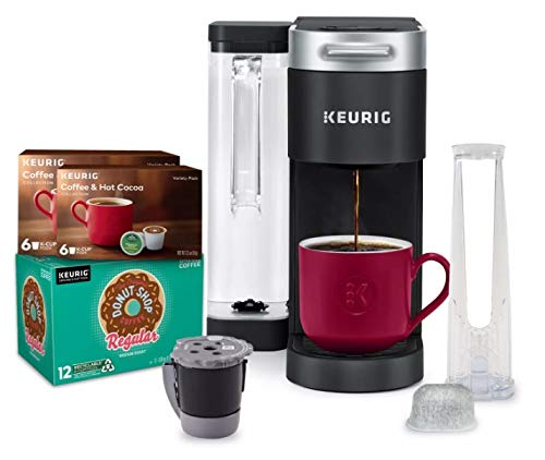 Keurig K-Supreme Single-Serve K-Cup Pod Coffee Maker with 24 K-Cup pods