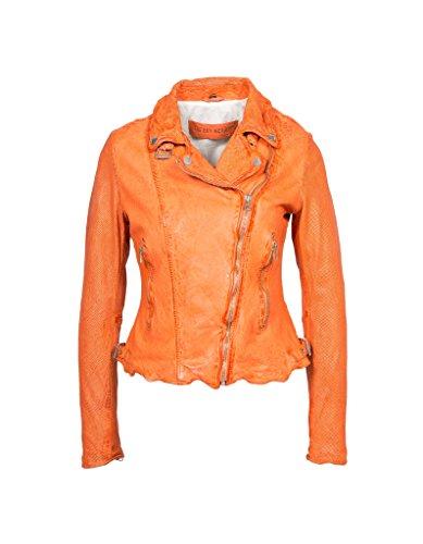 Freaky Nation Sweet Little Love Giacca, Arancione (Orange 4034), S Donna