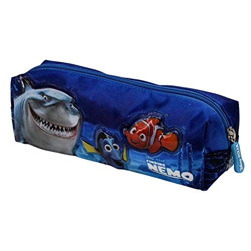 Buscando a Nemo Sea-Estuche Portatodo Cuadrado