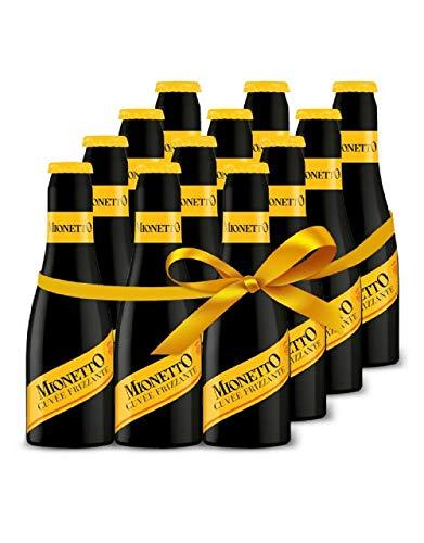 Mionetto Cuvée Frizzante in Aluflasche Prosecco (12 x 0.200 l), 6756000