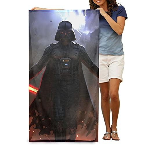 Cooper girl Star Wars Toalla de baño grande de microfibra suave para adultos para viajes