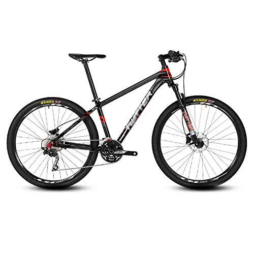 WJJ Bicicleta para Joven Bicicletas De Carretera Bicicleta del Camino de MTB Bicicletas for Adultos Marco de Bicicletas de montaña for Hombre y Mujer Doble Freno de Disco de Carbono Bicicleta Montaña