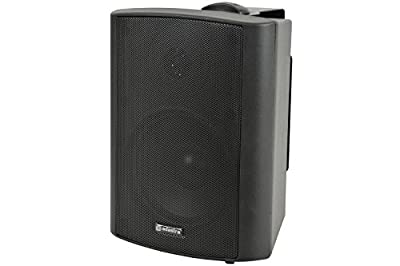 Adastra High Quality ABS Enclosed Backgroud Speaker - 90W, BLACK from Adastra