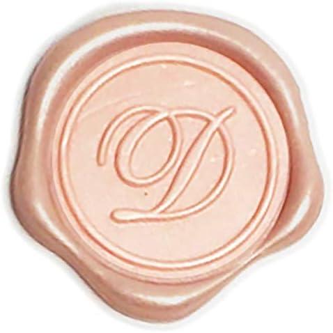 Numeric Wax seal Sticker Four