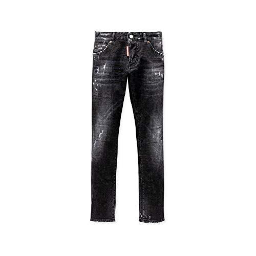 Dsquared 2 jeans Clement - Noir - 8 ans