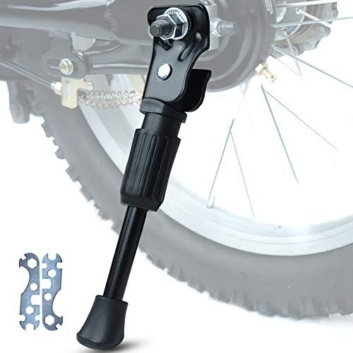 16 inch Kids Kickstand Road Bike/Mountain Bike/Folding Bike Non-Slip Bicycle Kickstand