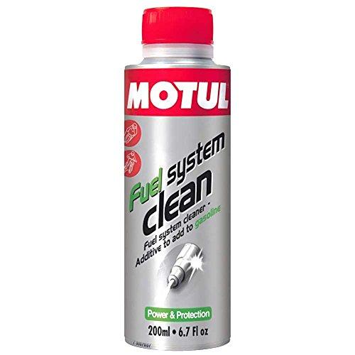 Motul Kraftstoffreiniger (Fuel System Clean) speziell 4T Zweiräder 200ml 104878