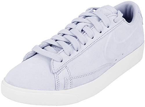 Nike Scarpe da Donna Blazer Low SD, Ice Blue/Ice Blue-White