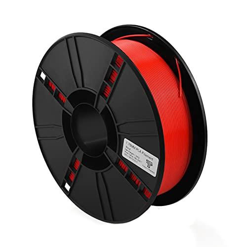 Filamento PLA 1,75mm, UNISOPH Materiales de Impresión 3D, Precisión Dimensional +/- 0.02 mm 200g Carrete