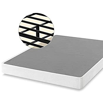 ZINUS 7 Inch Metal Smart Box Spring / Mattress Foundation / Strong Metal Frame / Easy Assembly California King