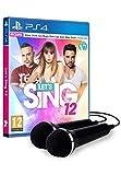 Lets Sing 12 Version Española + 2 Mics - PS4 ESP