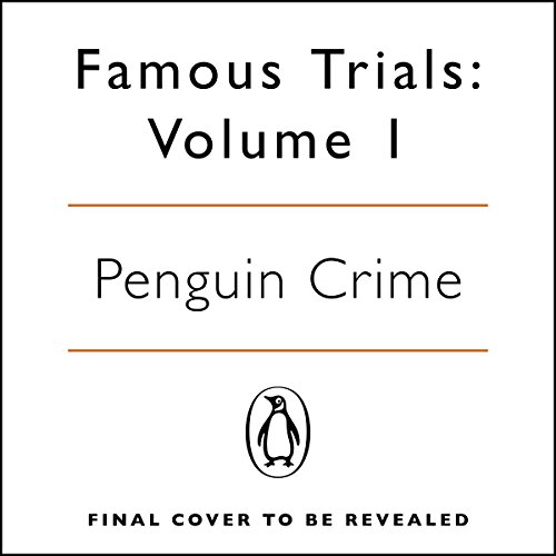 Famous Trials (1) audiobook cover art
