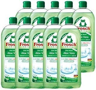 《セット販売》 旭化成 フロッシュ Frosch 食器用洗剤 アロエヴェラ つめかえ用 (750mL)×10個セット 詰め替え用