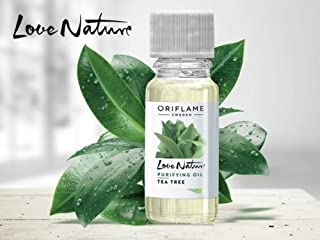 BIG SALE BIG SALE Oriflame Purifying Tea Tree Oil Love nature 10ml SALE FROM 14.90 USD