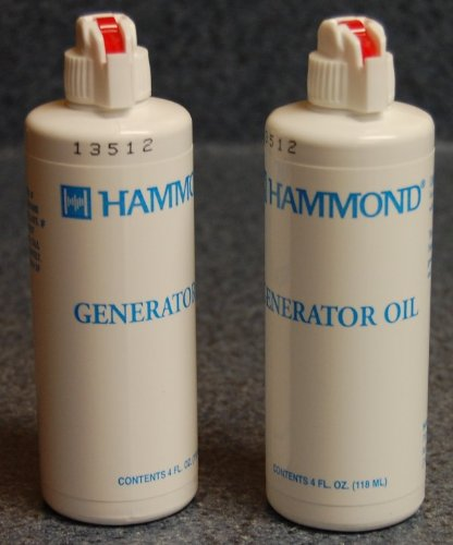 Hammond Tone Generator Oil Pair - Buy Two and SAVE!