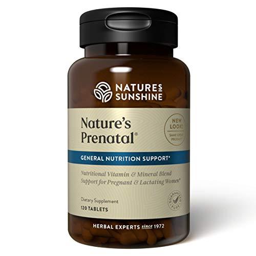 Nature's Sunshine Prenatal 120 Tablets